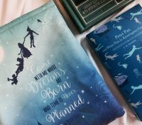 Review: Peter Pan BookBud by Gabriel Lea