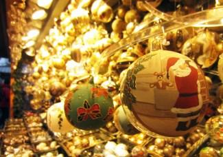 Christmas Market da Rathausplatz