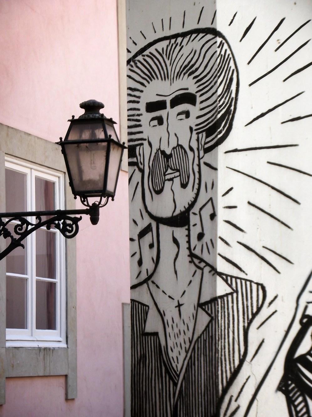 Lisbon street art