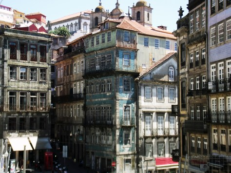 Buildings at Porto