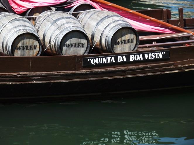 Boat at Ribeira