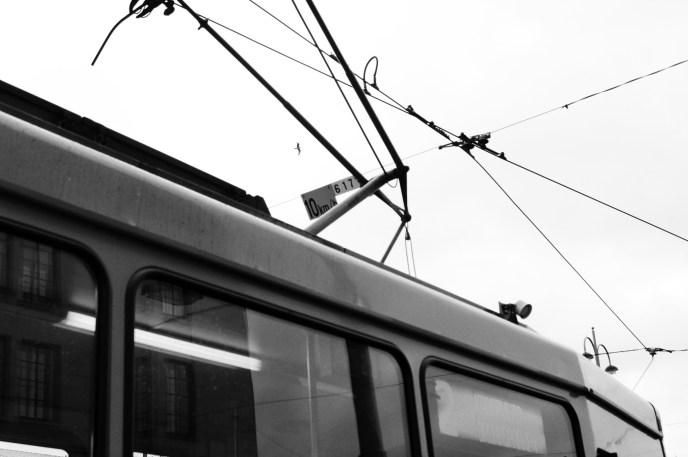 Tram - Helsinki, Finland