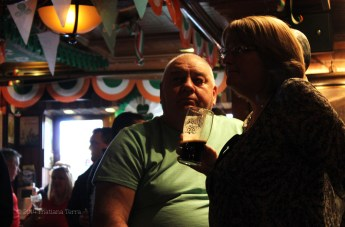 Oliver St. John Gogarty pub - St. Patrick's Holiday 2014