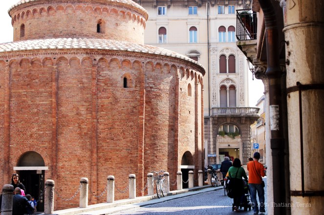 Rotonda di San Lorenzo - Mantova, Italy