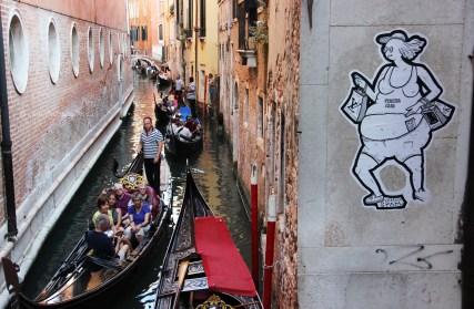 Gondolas 4 - June: Best time to visit Venice
