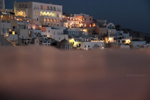 Santorini Series: When the sun begins to set in Fira (17)
