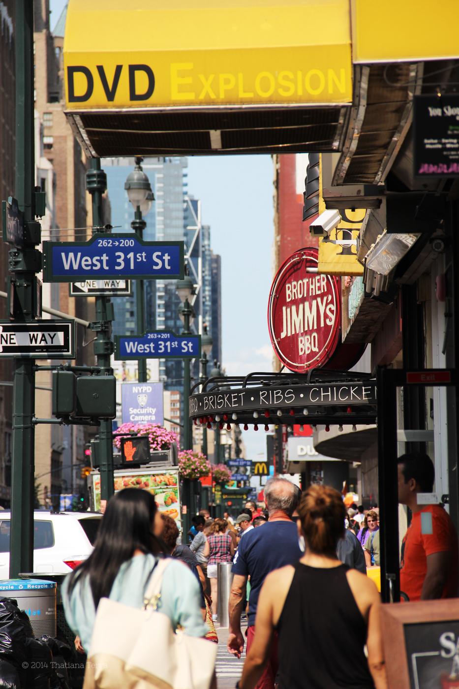 New York: Crowds (4)