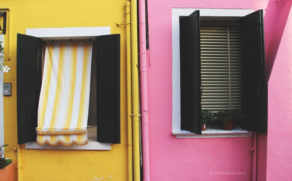 Burano: Blues, yellows and pinks (5)