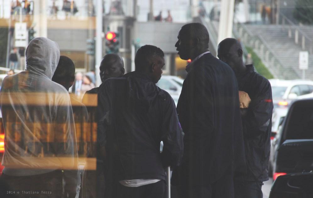 Milan: Through the glass window (3)