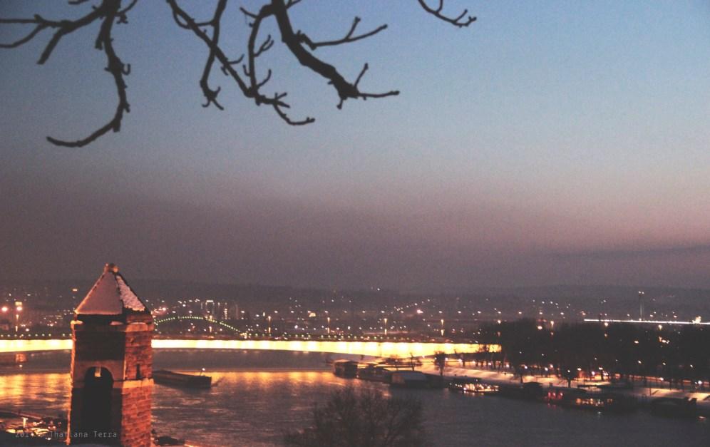 Belgrade: Sunset and friends (4)
