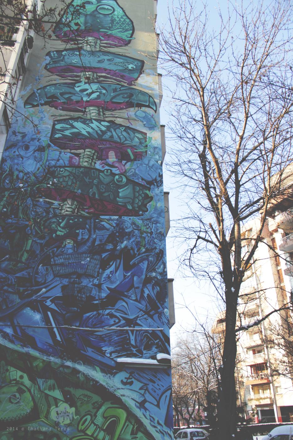 Belgrade: Street life (3)