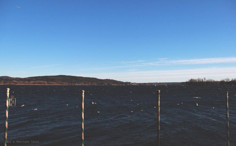 Arona: By the lake (1)