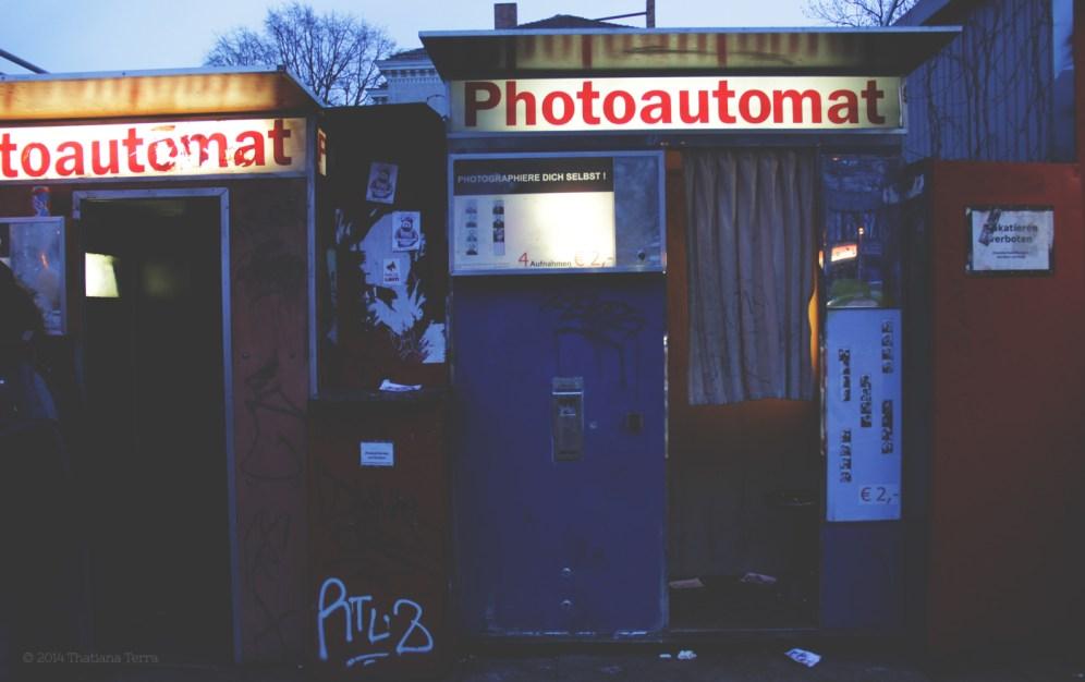 Berlin Photobooth - Thatiana Terra