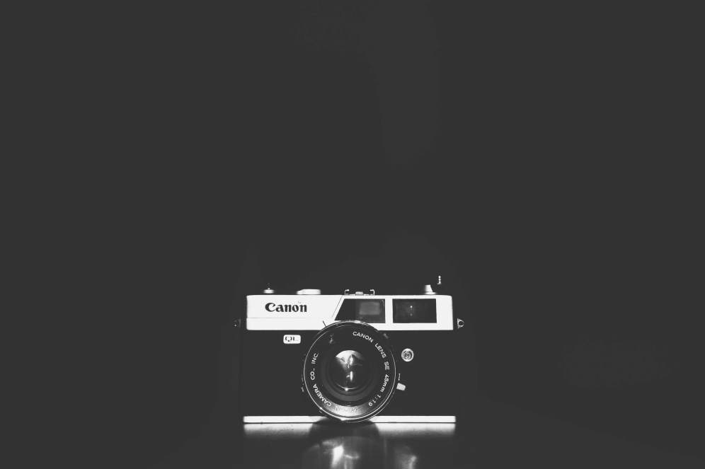 Talks: My first film camera - Canon Canonet QL19 (2)
