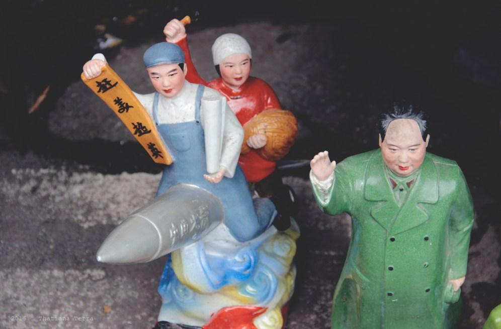 China: The Dongtai Lu antique market, Shanghai (3)