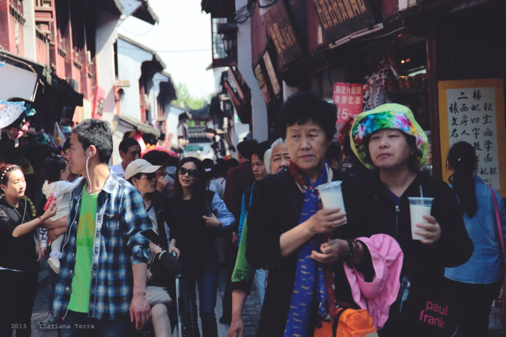 China: Qibao and its food (1)