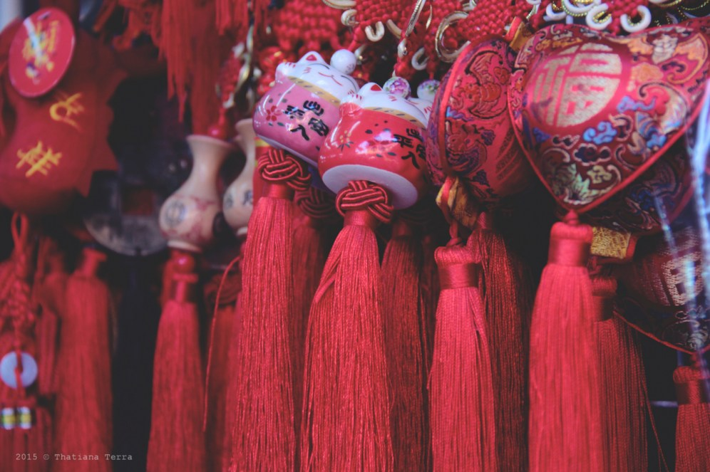 China: Qibao watertown in details (2)