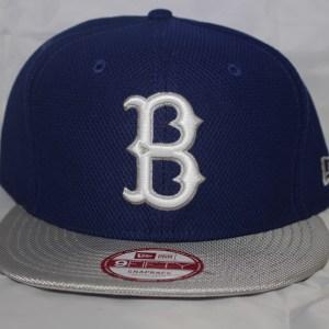 New Era Brooklyn Dodgers MLB MAXD Out 9FIFTY Snapback Cap