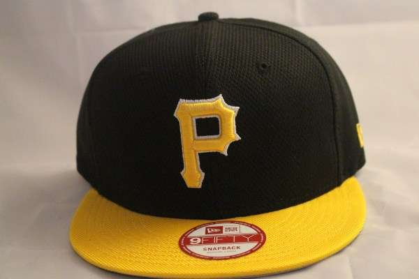 New Era Pittsburgh Pirates MAXD Out 9FIFTY Snapback Cap