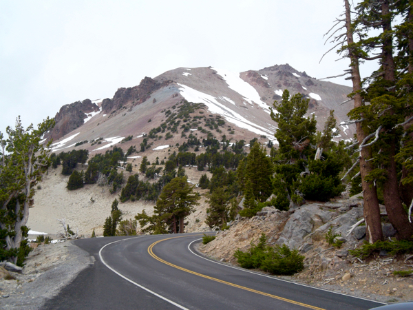 Lassen Volcanic National Travel Guide Highway