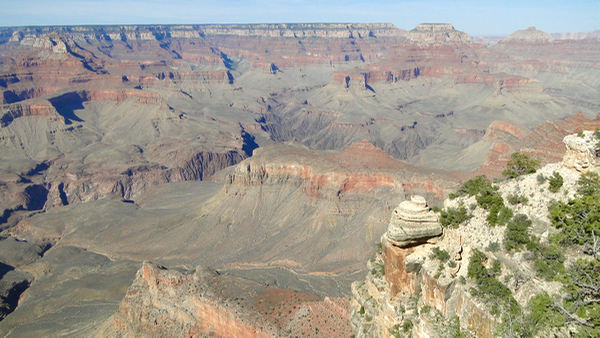 Arizona Grand Canyon Travel Tips and Favorite Hikes from NeverEndingJourneys.com