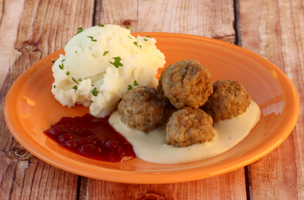 The Best Swedish Meatballs Sauce Recipe