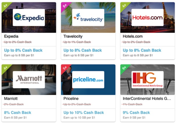 Earn Swagbucks Points on Your Vacation Purchases