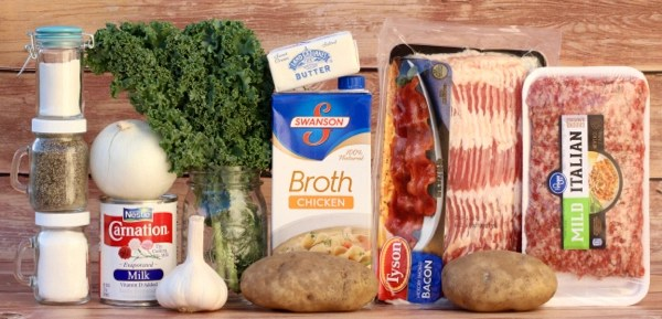 Zuppa Toscana Recipe from NeverEndingJourneys.com