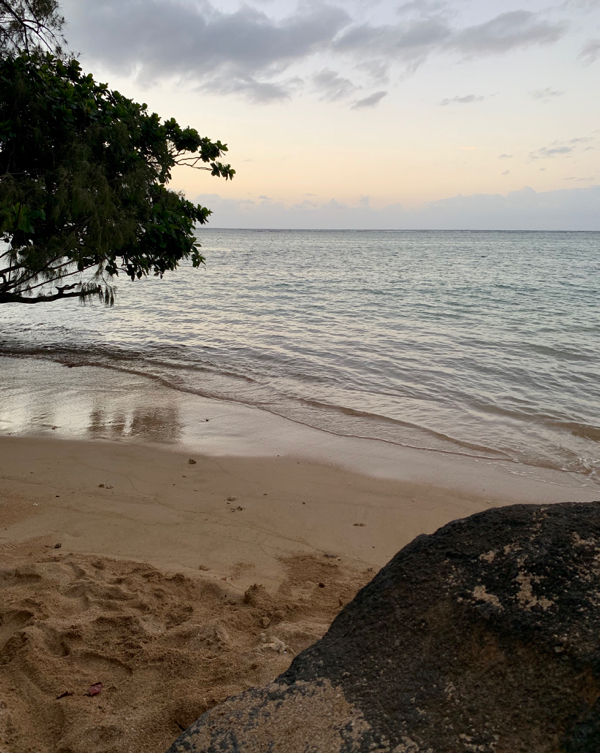 Kauai Budget Travel Guide Anini Beach