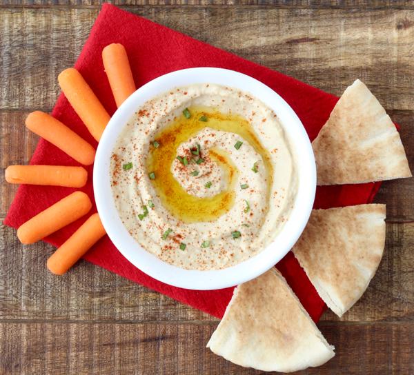 Easy Authentic Hummus Recipe