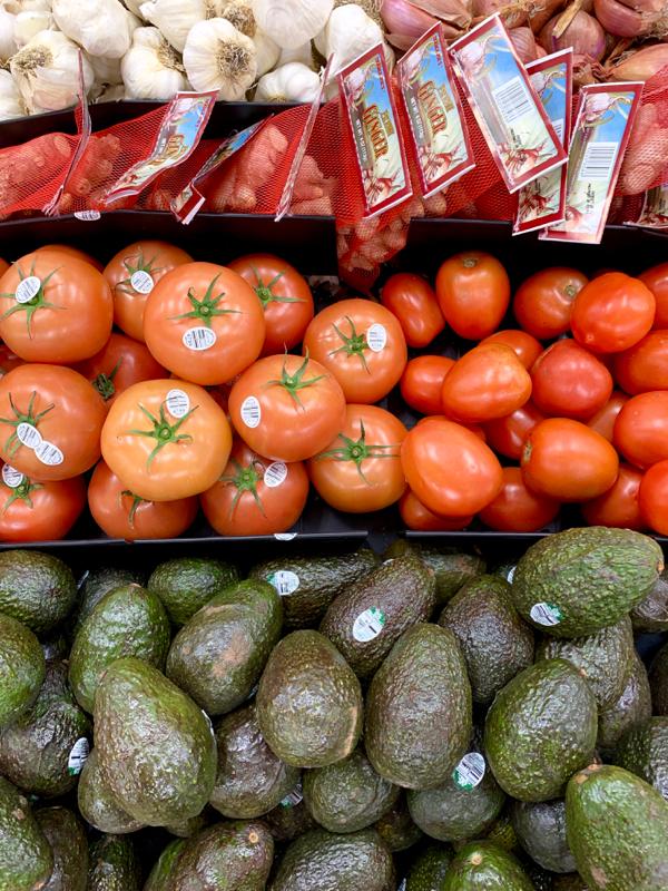 Saving Money on Groceries Tips