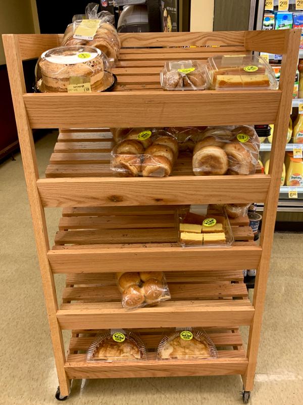 Saving Money on Groceries Bread