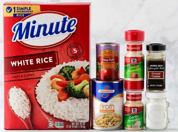Easy Spanish Rice Recipe Authentic