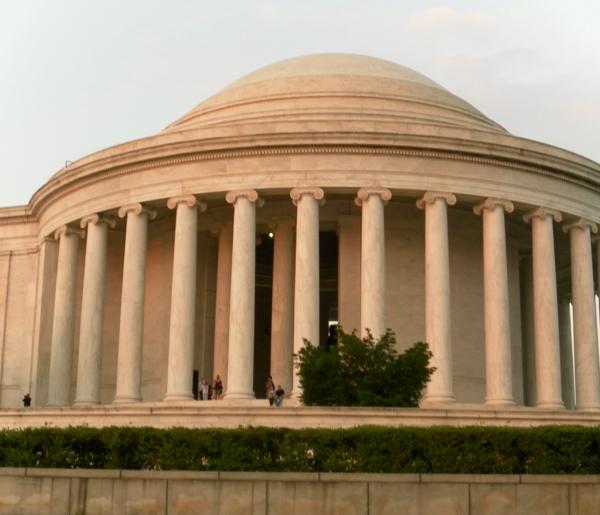 Washington DC Travel Guide Visit Thomas Jefferson Monument