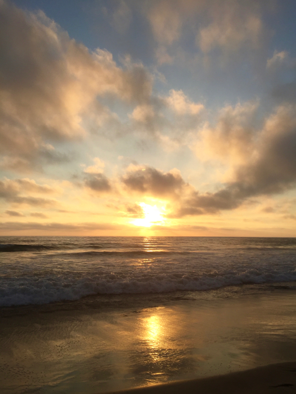 San Diego Travel Guide Carlsbad Sunset
