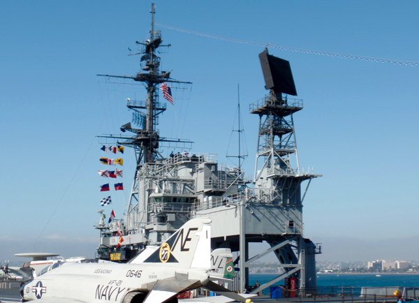 USS Midway San Diego Travel Guide