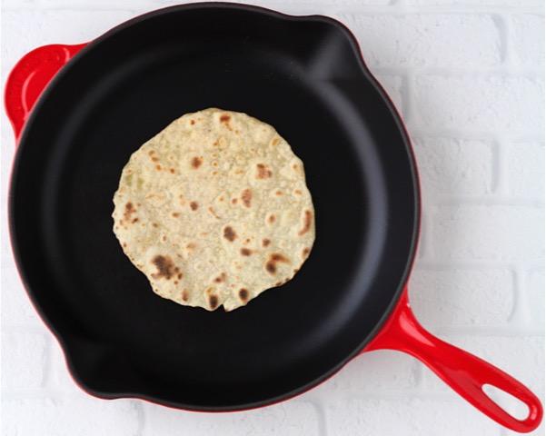The Best Homemade Flour Tortillas Recipe