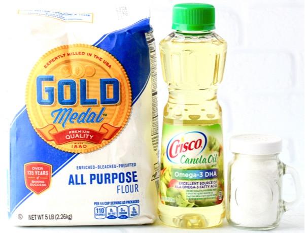 How to Make Homemade Flour Tortillas Recipe