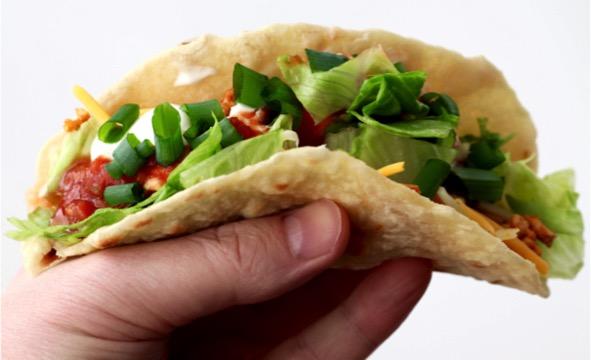 Homemade Flour Tortillas Recipe for Tacos