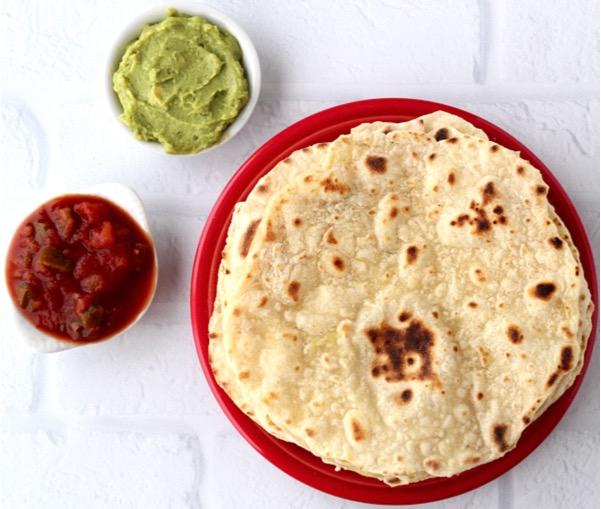 Delicious Homemade Flour Tortillas Recipe