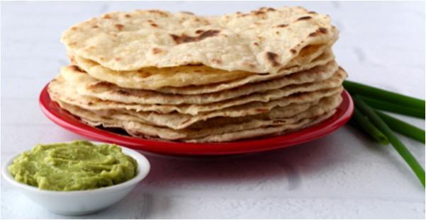 Tasty Homemade Flour Tortillas Recipe