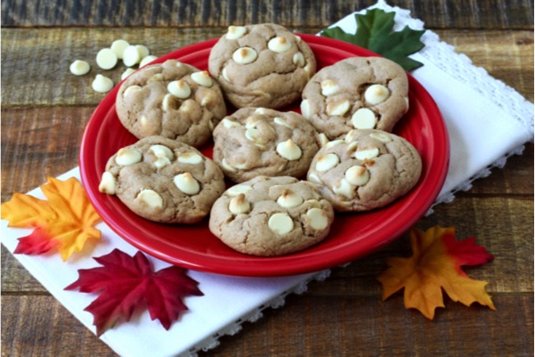 How to Make White Chocolate Chip Spice Cookies