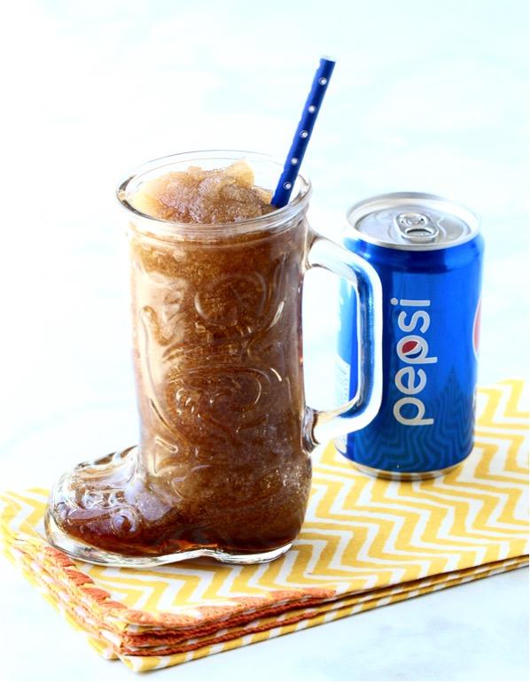 Pepsi Slush Recipe