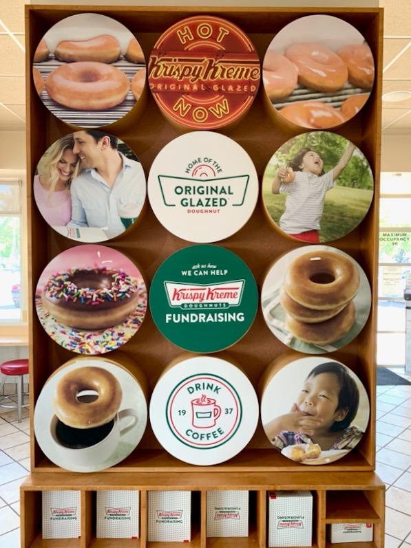 Free Krispy Kreme Donuts Tricks