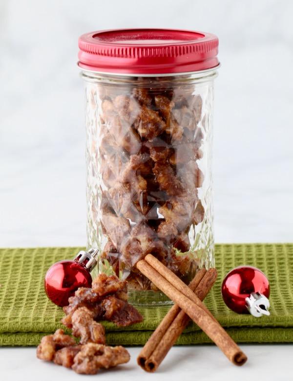 Candied Walnuts Recipe