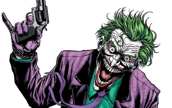 Joker #1 DC New 52 Forever Evil Villains Month