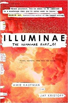 Review Illuminae by Amie Kaufman & Jay Kristoff (1/2)