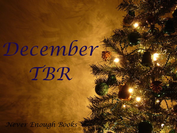 December TBR List (1/3)