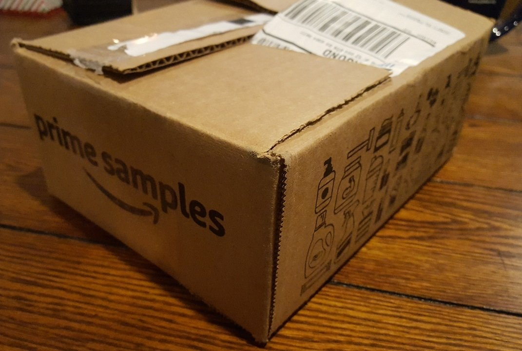 Amazon Prime Sample Box