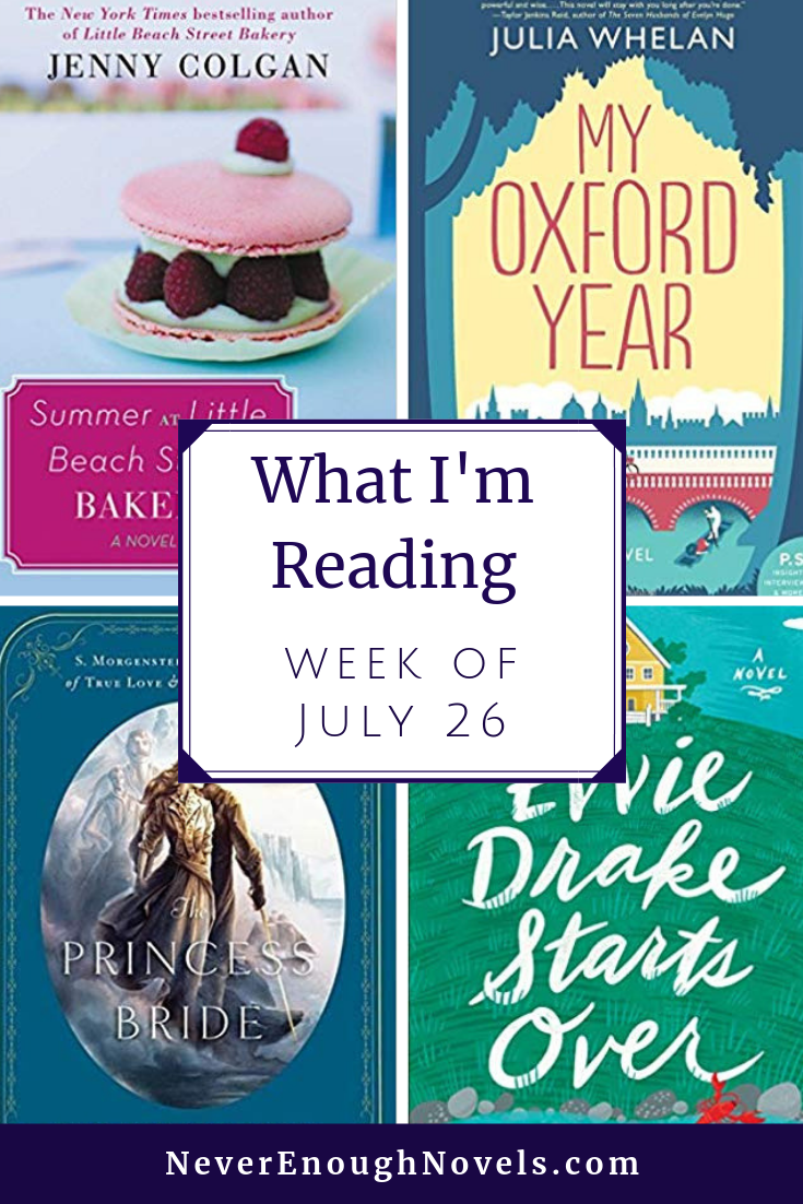 What I'm Reading July 2019